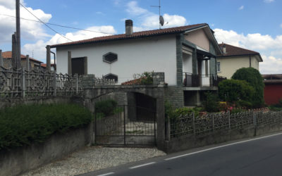 Villa a Lurate Caccivio (CO)