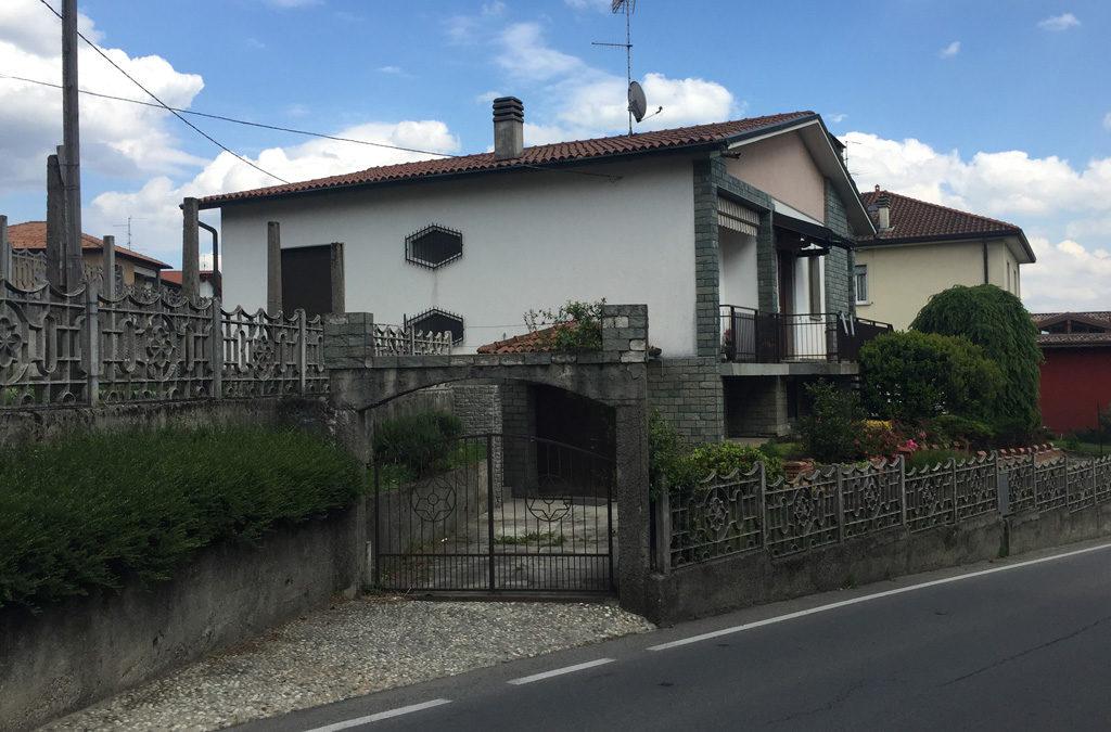 Villa a Lurate Caccivio (CO)